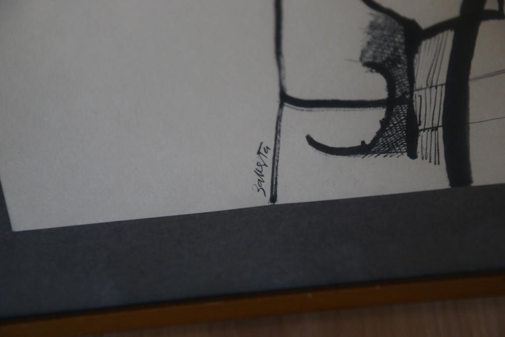 Juan ballesta 1935 se vende muebles y pinturas - Muebles rubio alagon ...